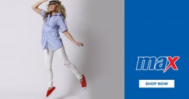 Maxfashion Best Price : Buy 2 Get 15% OFF on Apparels