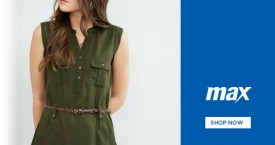 Maxfashion Hot Deal : Women's Dresses And Jumpsuits Starts At Rs. 699