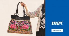 Maxfashion Maxfashion Offer : Upto 20% OFF on Handbags