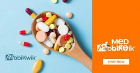 Medlife Medlife Exclusive Offer: Get 20% Instant Discount + 20% Mobikwik Supercash + 25% E-Cash