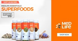 Medlife Special Offer :  Super Healthy Seeds Starting From Rs. 99