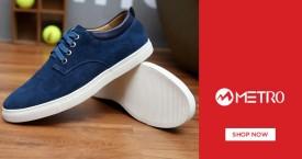 Metroshoes Best Deal : Upto 60% Off on Men's Footwear