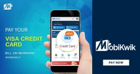 Mobikwik Get Upto Rs. 300 Supercash on Credit Card Bill Payments