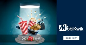 Mobikwik New User Offer : Get Rs.300 Supercash At Bookmyshow