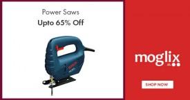 Moglix Mega Deal : Power Saws Upto 65% Off