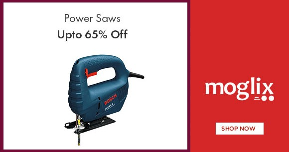 Mega Deal : Power Saws Upto 65% Off