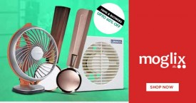 Moglix Special Deal : Upto 60% Off On Fans & Blowers