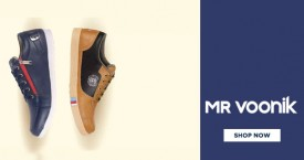 Mr voonik Mr.Voonik Sale : Get Upto 60% OFF + Extra 10% OFF on Footwear