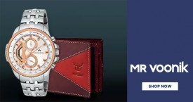 Mr voonik Best Price : Get 30% OFF on Watches And Accessories