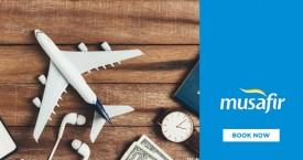Musafir Value Visas - Upto Rs. 300 OFF Per Traveler