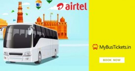 Mybustickets Airtel Payments Bank - Save Rs. 250