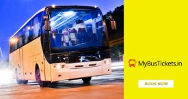 Mybustickets Get 15% Off on Minimum Ticket Cost of Rs. 800