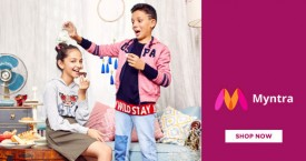 Myntra Best Offer : United Colors Of Benetton Kids Tshirts, Shirts, Jeans & More Upto 60% OFF