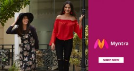 Myntra Best Deal : Upto 60% OFF on Dresses & Jumpsuits