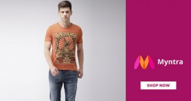 Myntra Special Offer : Flying Machine Upto 50% Off on Jeans, T-shrits, Shrits, Casual Shoes etc.