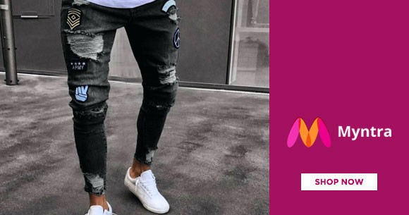 Great Deal : Upto 50% Off on Men's Jeans