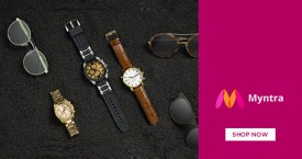 Myntra Men & Women Watches | Upto 60% Off