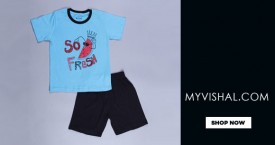 Vishal Kids Wear - 3 @ Rs 379