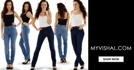 Vishal Best Deal : Women Jeans Starts From Rs. 299