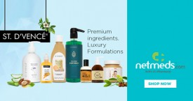 Netmeds St. D'vence Offers Best Prices on All Products - Flat 25% OFF