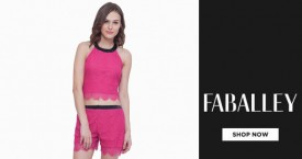 Faballey Great Offer : Women's Nightwear Upto 60% Off