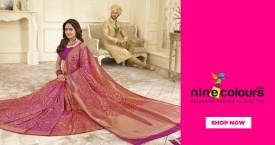Ninecolours Upto 50% OFF on Designer Sarees