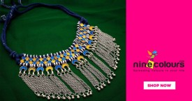 Ninecolours Great Deal : Upto 30% OFF on Necklace