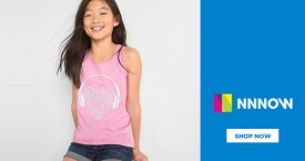 Nnnow Flat 50% OFF on Kids Clothing