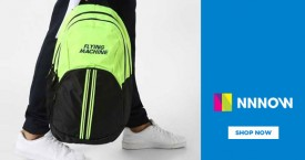 Nnnow Upto 40% OFF on Backpacks