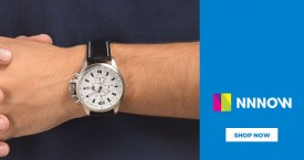 Nnnow Upto 60% OFF on Watches