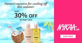 Nykaa Special Offer : Upto 50% Off On Hair Care