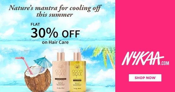 Special Offer : Upto 50% Off On Hair Care