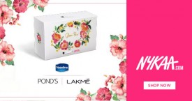 Nykaa 40% OFF on Your Favourite Brands