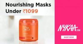 Nykaa Nykaa Offer : Nourishing Masks Under Rs. 1099
