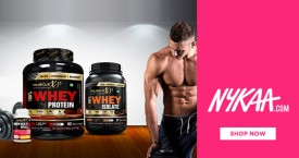 Nykaa Whey Protein - Upto 50% OFF