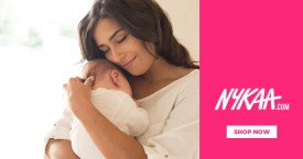Nykaa Upto 40% OFF on The Mom & Baby Sale