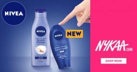 Nykaa Nivea - Upto 15% OFF On Hair And Skin Care