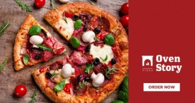 Ovenstory First Order : Max Ovenstory Wallet Cashback Rs. 300 Once Per User