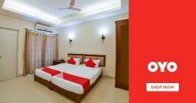 Oyo rooms Domestic Hotels! Budget Rooms Starting at Rs. 400.