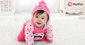 Patpat Best Deal : Upto 80% Off on Baby Wear