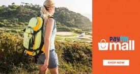 Paytmmall Best Deal : Upto 15% OFF on Women Backpacks