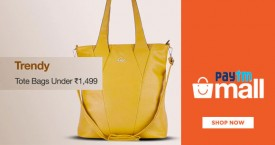 Paytmmall Best Deal : Trendy Tote Bags Under Rs. 1499