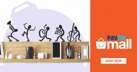 Paytmmall Amazing Deal : Wall Decoratives Upto 80% OFF