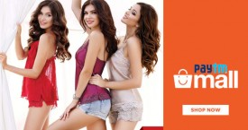 Paytmmall Paytm Mall Offer : Upto 30% OFF on Lingerie & Sleepwear