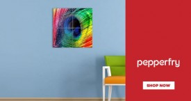 Pepperfry Upto 50% OFF on Art Panel