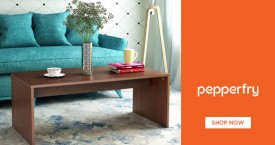 Pepperfry Great Indian Furniture Mania | Upto 60% Off + 25% Cashback‎*
