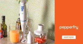 Pepperfry Special Offer : Upto 40% OFF on Hand Blender