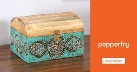 Pepperfry Best Offer : Upto 40% OFF on Jewellery Organiser