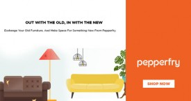 Pepperfry Exchange Your Old Furniture