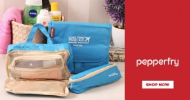 Pepperfry Upto 48% OFF on Travel Essentials